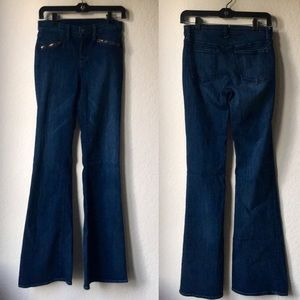 GRLFRND Wide Leg Sample Jeans